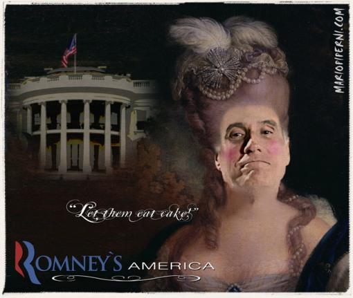 Romney Antoinette